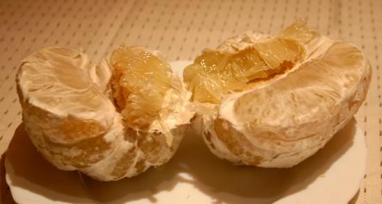 Honig Pomelo Frucht