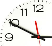 10 Minuten Uhr