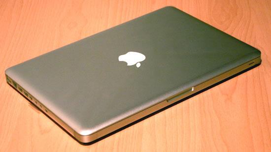 Apple MacBook geschlossen