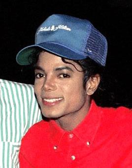 Michael Jackson im Januar 1988 (Foto: Alan Light)