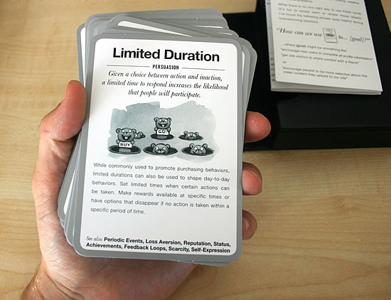 Mental Notes Karten: Limited Duration