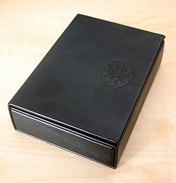 Mental Notes Leder Box