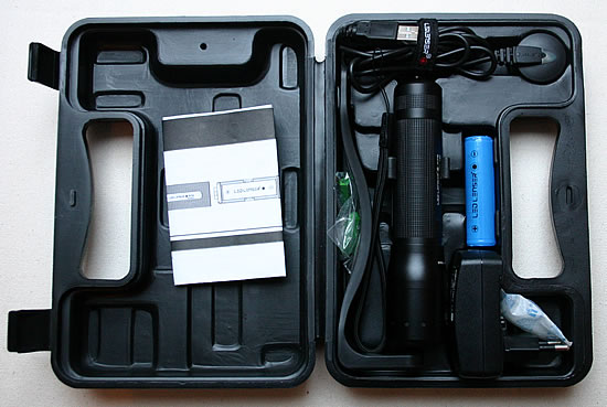 LED LENSER M7R Koffer