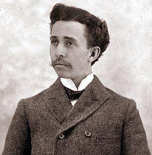 James Cash Penney um 1902 (27 Jahre alt)
