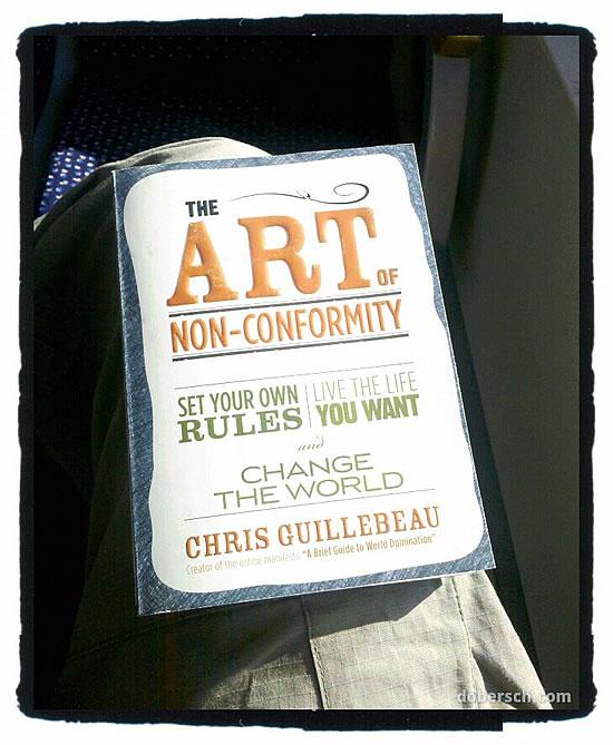 Buch: Art of Non Conformity von Chris Guillebeau