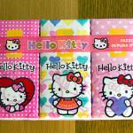 Awwwww, wie süss: Hello Kitty Taschentücher