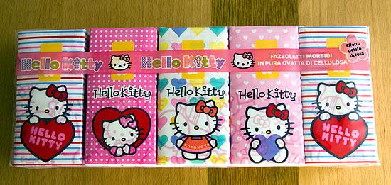 Hello Kitty Taschentücher