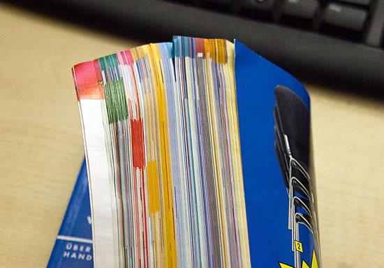 Kataloge abbestellen