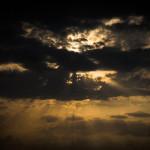Abendsonne über Templin