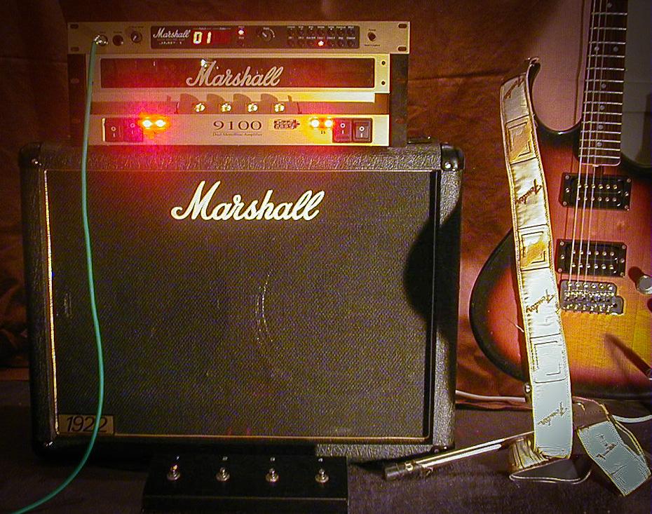 Marshall Gitarrenverstärker