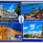 Ansichtskarte aus Rousse / Bulgarien