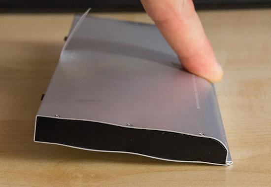Macbook Akku deutlich verformt