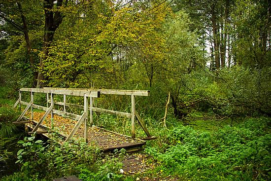 Brücke zur anderen Seite