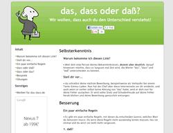 das-dass.de (Screenshot)