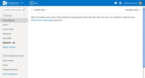 Outlook.com Webmailer
