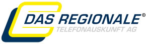 Das Regionale - Telefonauskunft AG - Logo