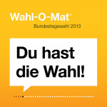 Wahl-O-Mat zur Bundestagswahl 2013 (Bild: bpb)