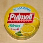 Pullmoll Halsbonbons Zitrone